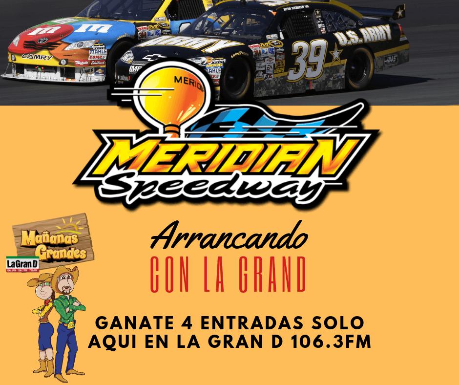 Meridian Speedway KDBI FB - Lizette Padilla